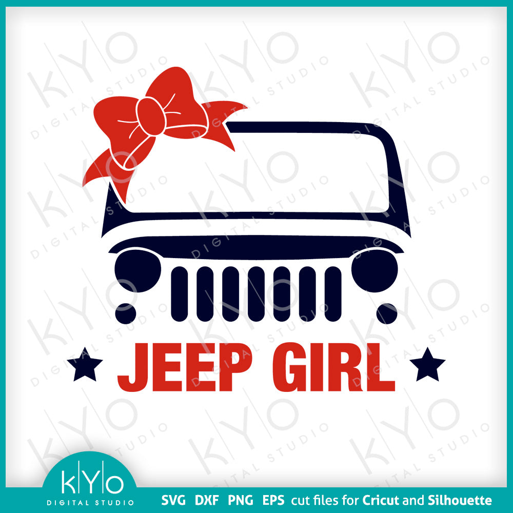 Jeep Girl Svg Cut Files Kyodigitalstudio Com
