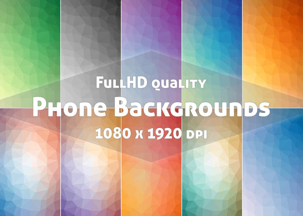 iPhone iPad Samsung HTC background images, Mobile phone Lock screen images, triangulate pattern images, invitation background image.-kYoDigitalStudio