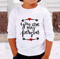 You Are My Person SVG, Love Heart Arrow SVG files, tshirt svg files, tshirt sayings svg, tshirt design svg files for Cricut and Silhouette-kYoDigitalStudio