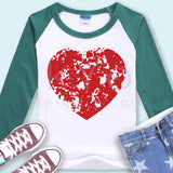 Distressed Love Heart svg Grunge heart svg Distressed Heart SVG Grunge t shirt svg files for Cricut Explore Silhouette Cameo #heartsvg-kYoDigitalStudio