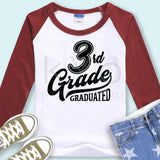 3rd grade svg third grade svg 3rd grade clip art school graduation svg 3rd grade nailed it svg files for cricut silhouette files-kYoDigitalStudio