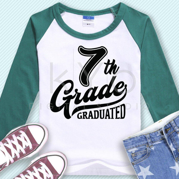 7th grade svg seventh grade svg 7th grade clip art school graduation svg 7th grade nailed it svg files for cricut silhouette files-kYoDigitalStudio