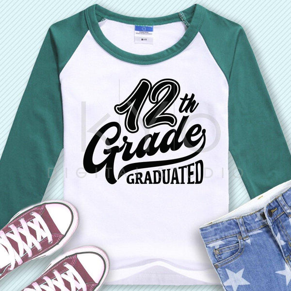 12th grade svg twelfth grade svg 12th grade clip art school graduation svg 12th grade nailed it svg files for cricut silhouette files-kYoDigitalStudio