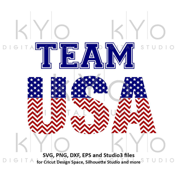 Team USA SVG files USA Olympic team svg, Made in usa svg Olympic support tshirt design svg-kYoDigitalStudio