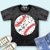 Distressed Baseball svg grunge baseball svg distressed svg studio3 png iron on design baseball mom svg files for cricut silhouette-kYoDigitalStudio