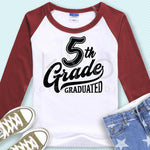 5th grade svg fifth grade svg 5th grade clip art school graduation svg 5th grade nailed it svg files for cricut silhouette files-kYoDigitalStudio