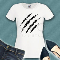 Distressed Wolf Claw scratch svg cut files for Cricut and Silhouette wild svg tshirt design iron on svg png studio3 commercial use svg-kYoDigitalStudio