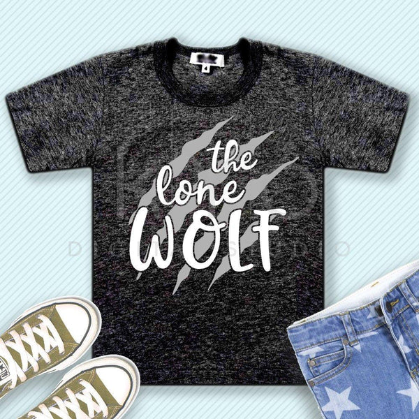 The Lone Wolf svg Claw scratch svg cut files for Cricut and Silhouette tshirt design iron on svg png studio3 commercial use svg-kYoDigitalStudio