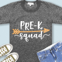 Pre k svg png dxf eps files Pre kindergarten shirt svg School svg Pre k shirt svg for Cricut Design space Silhouette Studio-kYoDigitalStudio