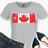 Canada Day svg Canada flag svg Maple Leaf svg Canada Shirt design svg files for Cricut Silhouette DXF files PNG Clipart EPS-kYoDigitalStudio