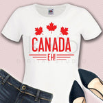 Canada Day svg Canada Eh svg Maple Leaf svg Canada Shirt design svg files for Cricut Silhouette DXF files PNG Clipart EPS-kYoDigitalStudio