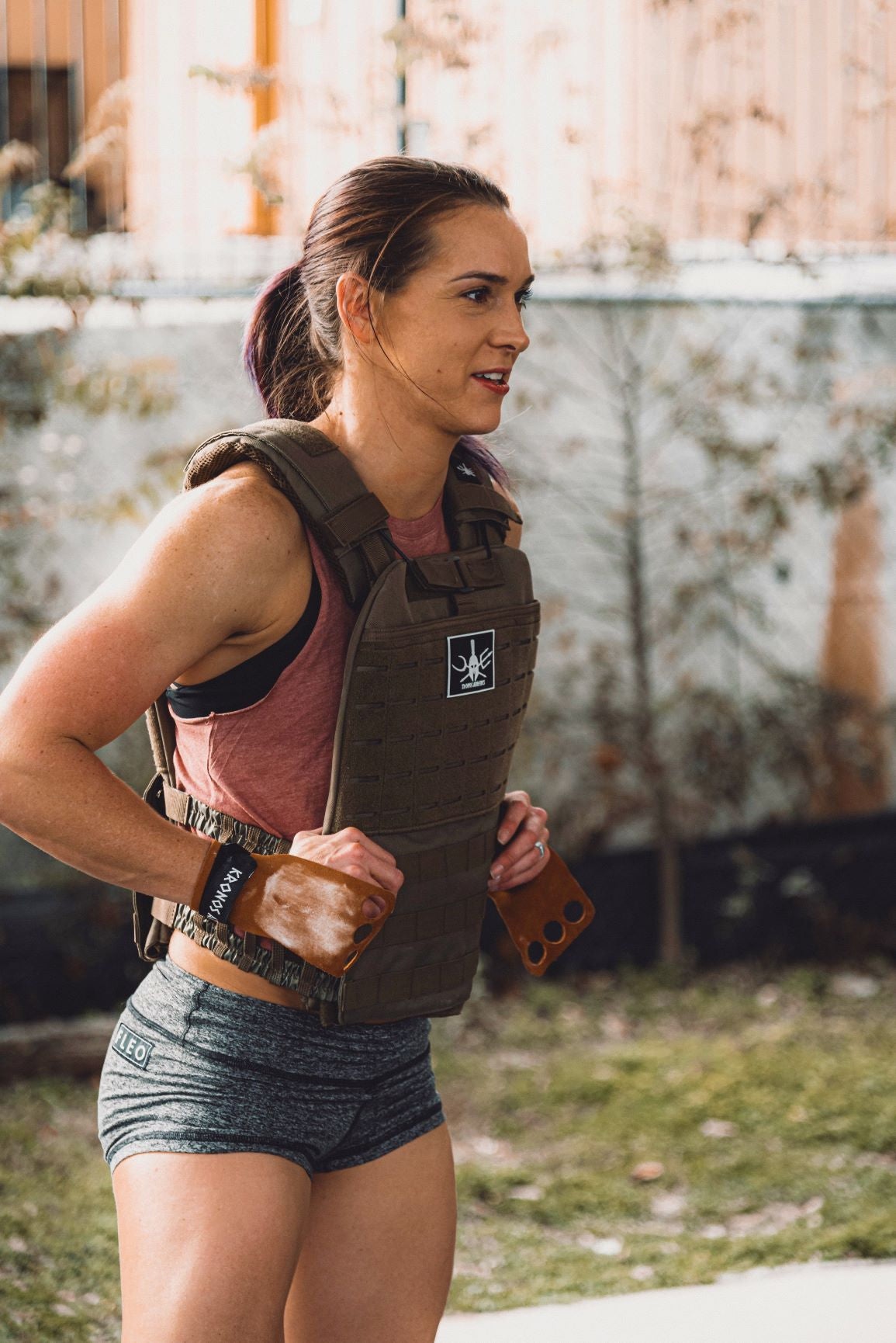 Tactical Weight Vest (Army Green)