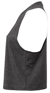 """KRONOS"" Mid-Crop Tank Top"