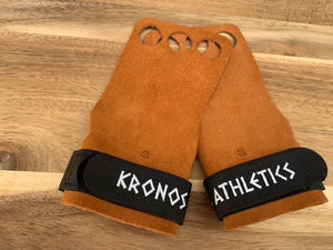 Suede Leather Hand Grips