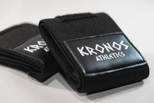 "KRONOS 18"" Wrist Wraps (Blackout)"