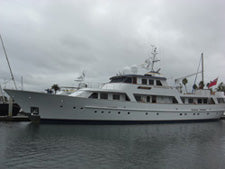 Yacht Orion 125 Feadship