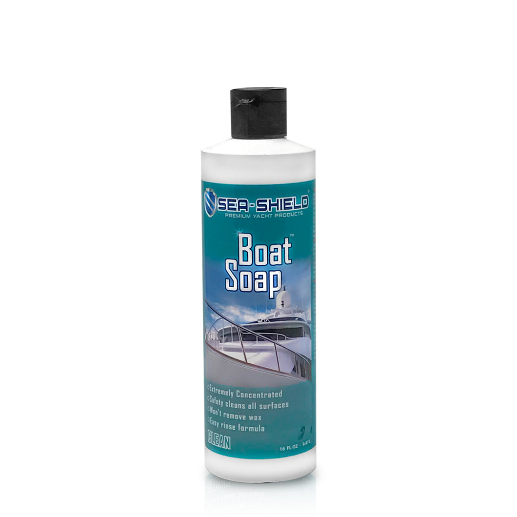 Sea-Shield Boat Soap 16 oz