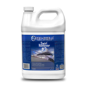 Sea-Shield Swirl Remover #3 1 Gal