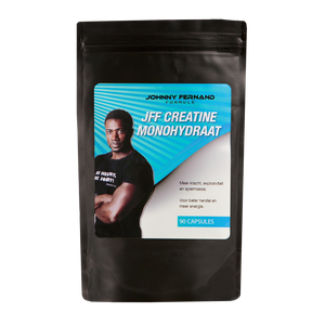 CREATINE MONOHYDRAAT CAPSULES