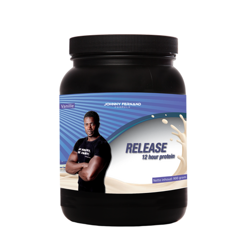 RELEASE 12HOUR PROTEIN VANILLE