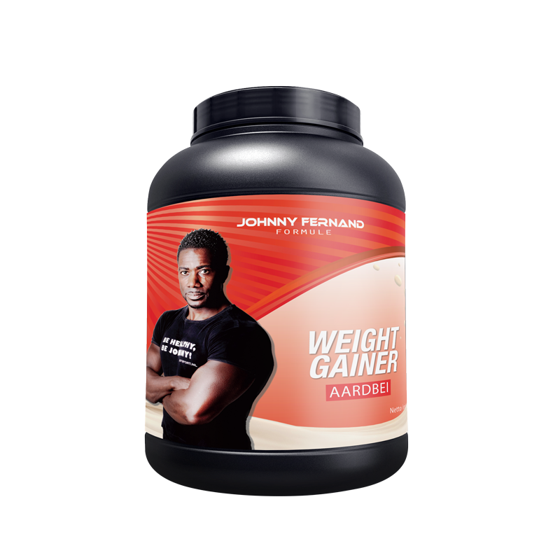 WEIGHT GAINER AARDBEI