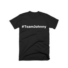 Afbeelding in Gallery-weergave laden, #TeamJohnny T-shirt