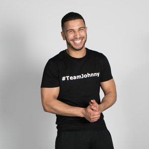 #TeamJohnny T-shirt