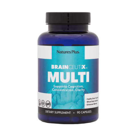BrainCeutix MULTI Capsules Supports Cognition, Concentration, Clarity