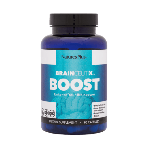 BrainCeutix BOOST Capsules Enhance Your Brainpower