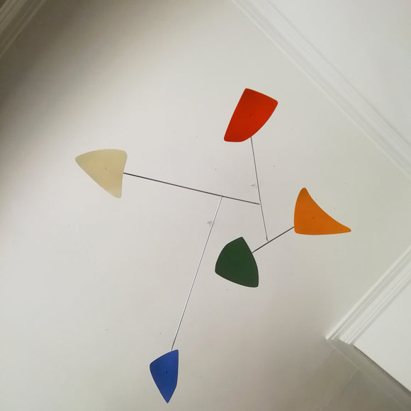ALTO modern ceiling mobile midcentury colours
