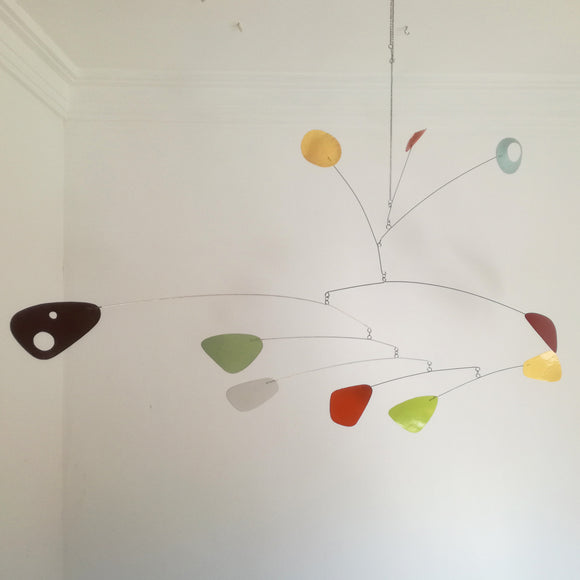 midmod design retro kinetic hanging mobile
