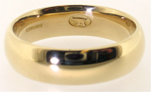 Secret Gold Gretna Wedding Ring - Gretna Green Rings
