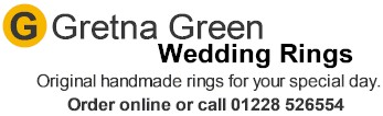 Gretna Green Wedding Rings