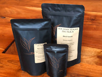 Specialty estate grown loose leaf tea from San Juan Island Tea Farm