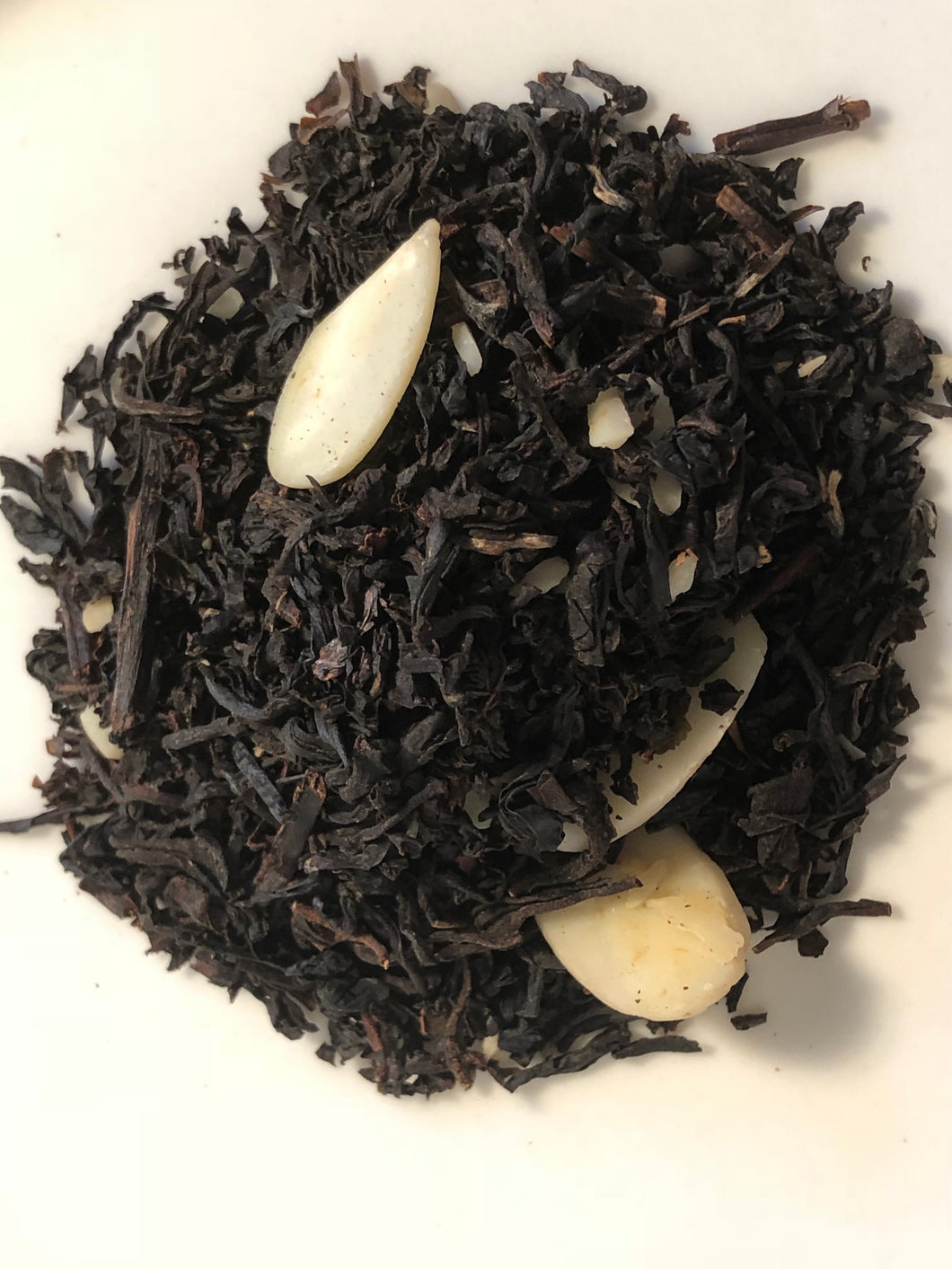 Organic Black Almond Tea