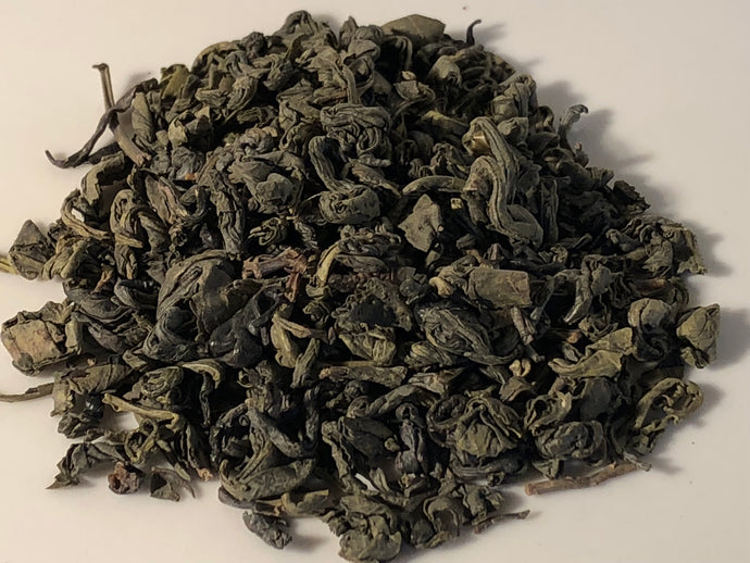 Organic Pinhead Gunpowder Tea