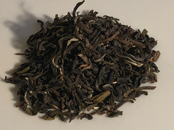 Organic Nepal Guranse Estate Green Whole Leaf