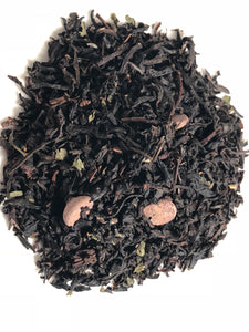 Organic Black Chocolate Mint Tea