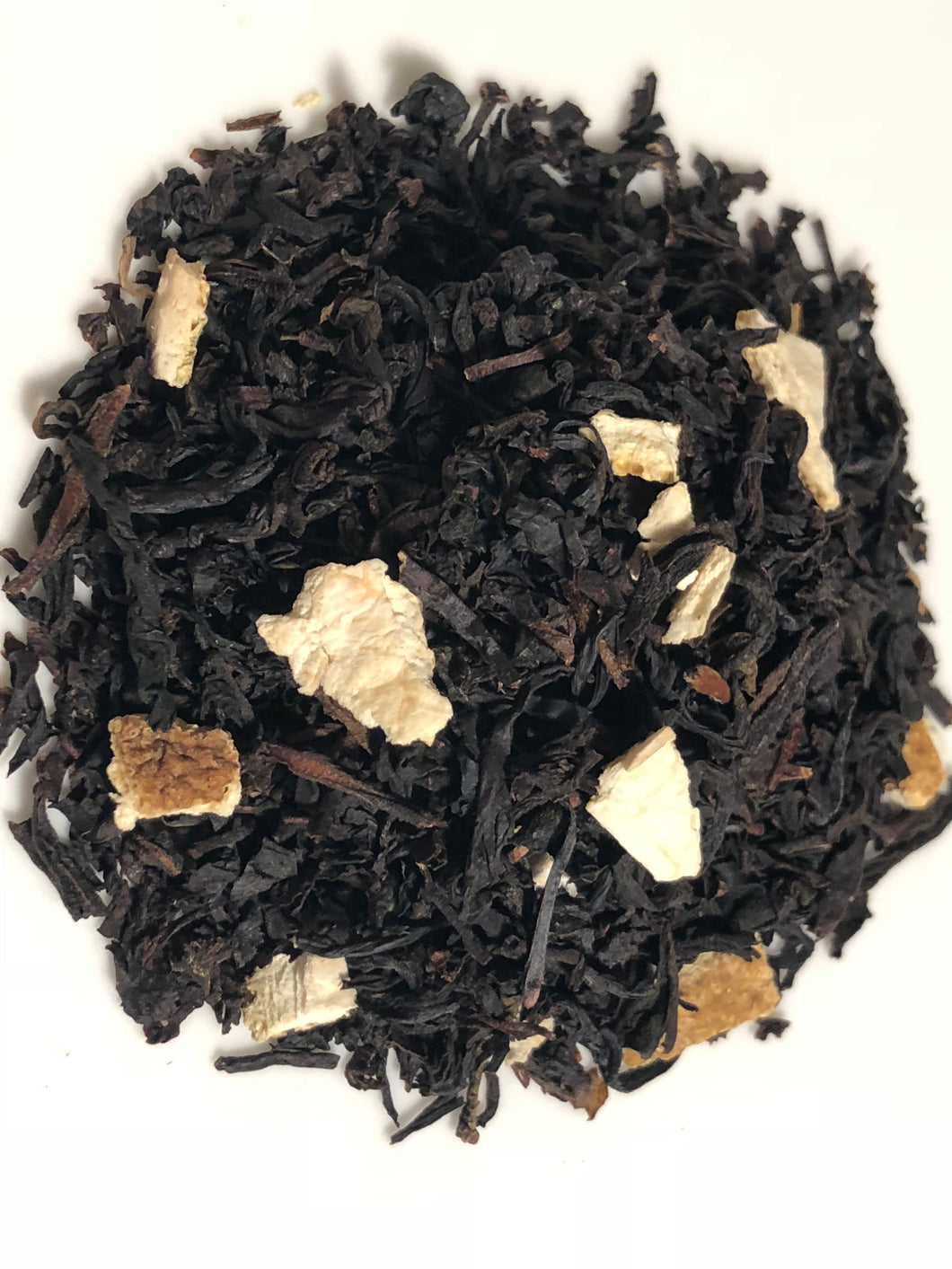 Organic Black Orange Spice Tea