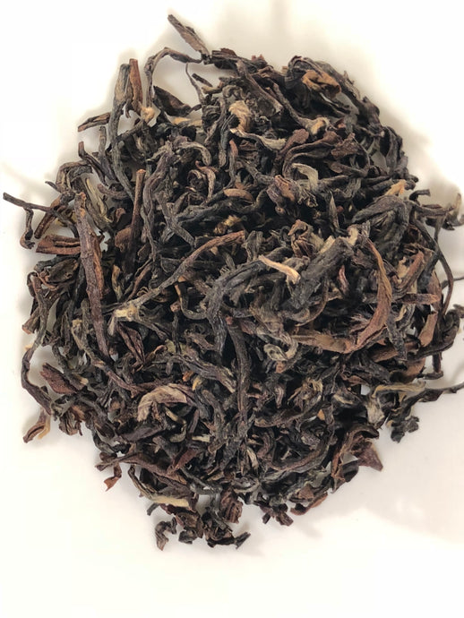Organic Black Loose Leaf Tea: Nepal Guranse Estate
