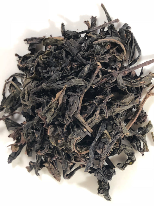 Organic Oolong Qilan Black Tea