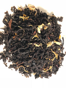 Organic Black Pumpkin Spice Tea