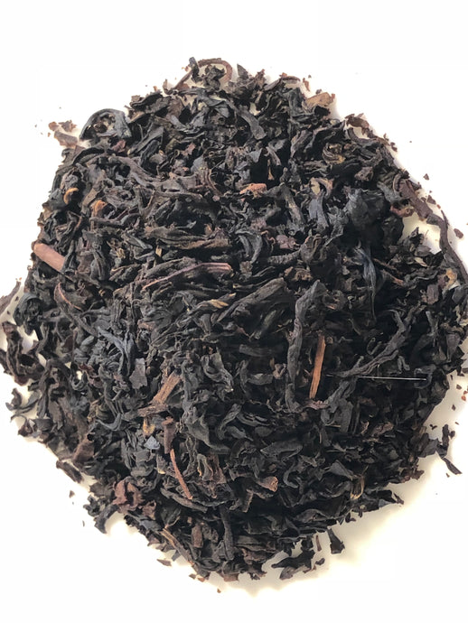 Organic Black Vanilla Tea