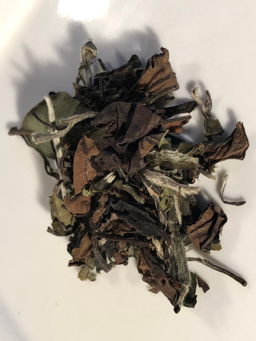 Organic Pay Mu Tan White Tea