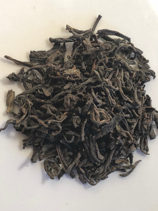 Organic Loose Leaf Pu-erh Tea