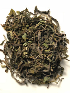 Organic Darjeeling Green Tea Puttabong Estate