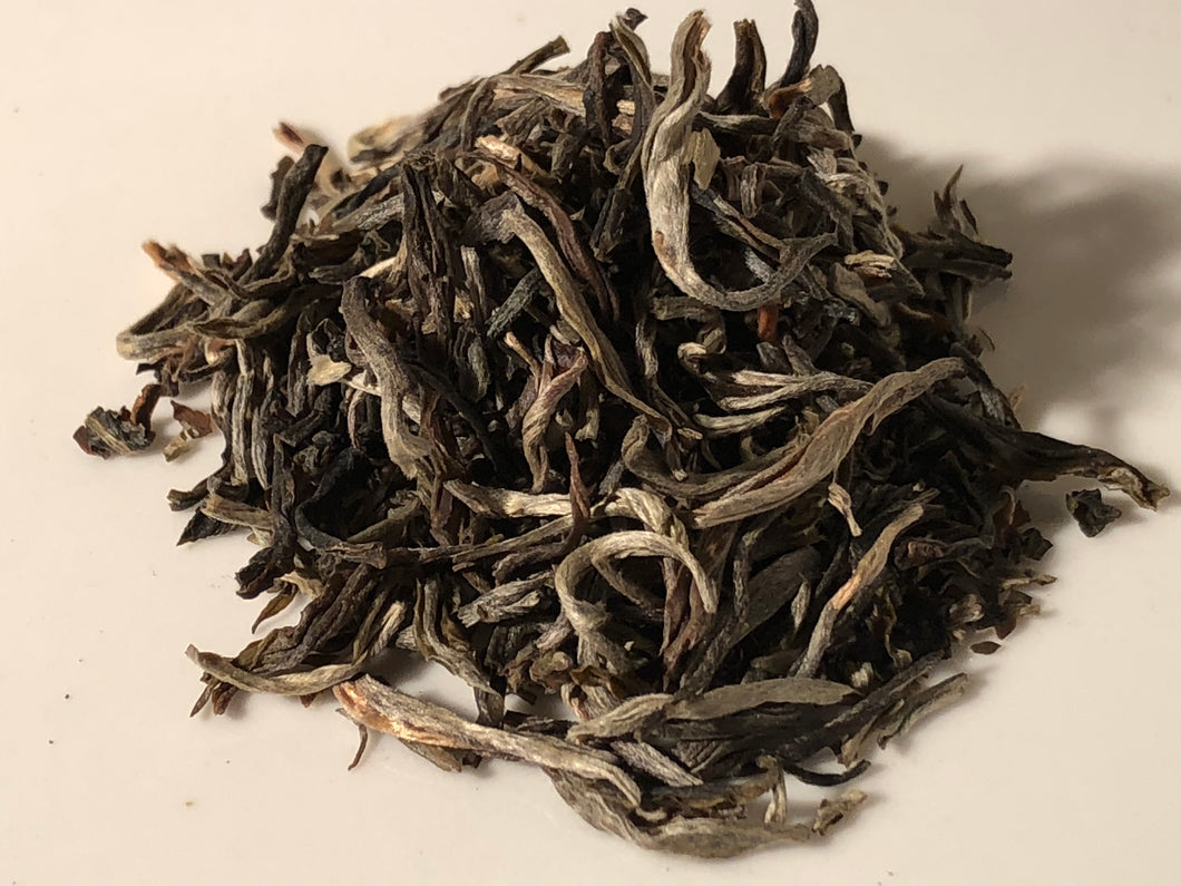 Organic White Monkey Green Tea