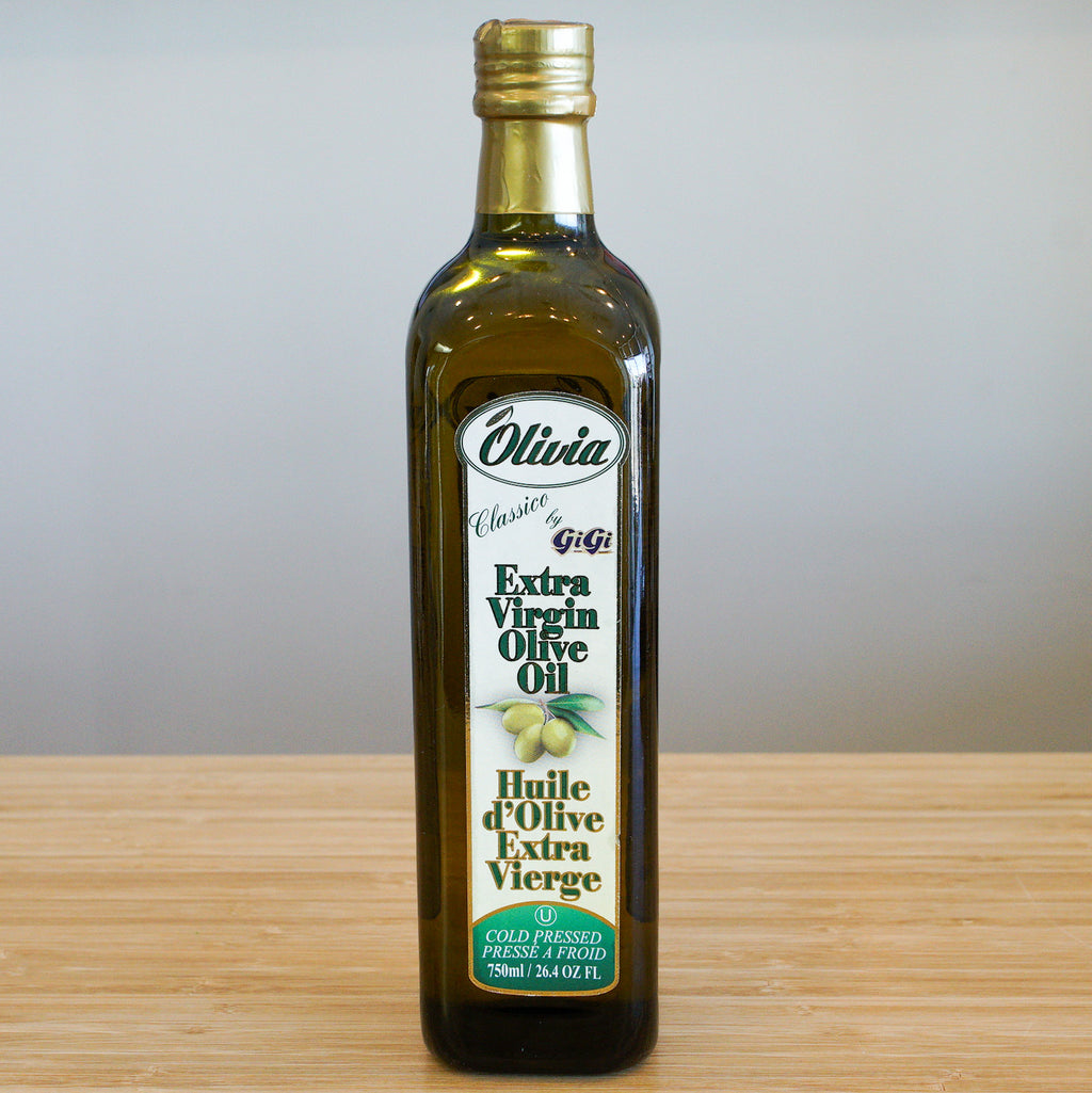HUILE D'OLIOVE EXTRA VIERGE (750ML)