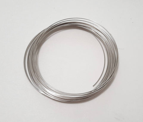 20 Loops of Stainless Steel Memory Wire for Making Beaded Bracelets