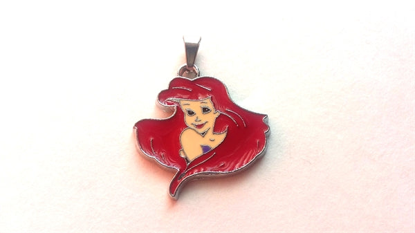 """The Little Mermaid"" Ariel Pendant 1"